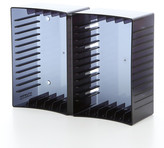Atlantic Disc Module 12 DVD/26 CD Multimedia Tabletop Storage Rack