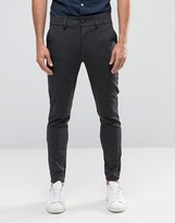 ONLY & SONS Slim Fit Pant With Cuffed Hem