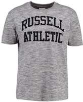 Russell Athletic Print Tshirt Light Grey Melange