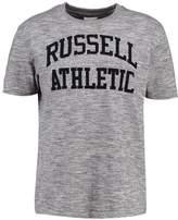 Russell Athletic Print Tshirt light grey melange