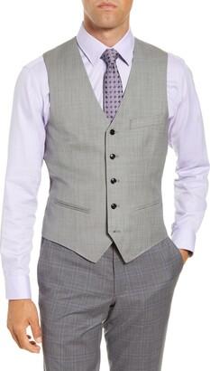 Ted Baker Troy Solid Wool Vest