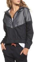 Nike Women's Chambray Drawstring Jacket