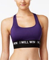 Energie Active Juniors' High-Impact Cross-Back Sports Bra