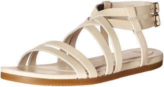 Teva Women's Avalina Crossover Leather Sandal