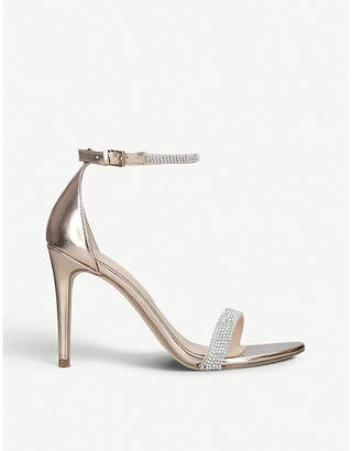 Aldo Aroclyaw crystal-embellished sandals