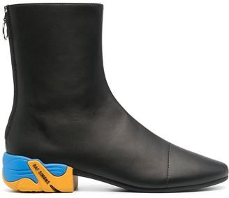 Raf Simons Solaris-2 ankle boots