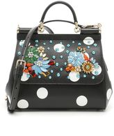 Dolce & Gabbana Polka Dots Sicily Bag