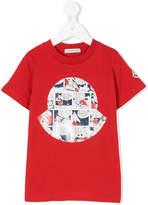 Moncler comic print T-shirt