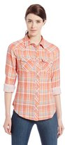 Levi's Women's Plaid Annie Shirt