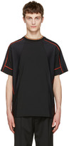 Versace Underwear Black Running T-Shirt