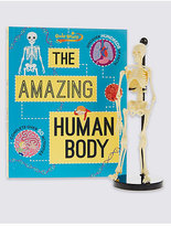 Marks and Spencer Human Body Factivity Book