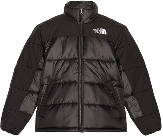 The North Face HMLYN Insulated Jacket in TNF Black | FWRD
