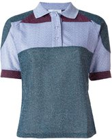 Carven short sleeved polo shirt