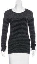 Etoile Isabel Marant Alpaca-Blend Striped Sweater