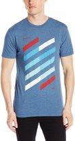 RVCA Men's Diagonal Vintage Dye T-Shirt