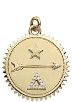 Foundrae Baby Dream Medallion Charm
