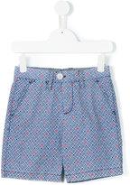 Hartford Kids - patterned shorts - kids - Cotton - 4 yrs