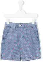 Hartford Kids - patterned shorts - kids - Cotton - 6 yrs