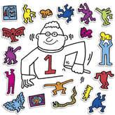 Vilac Keith Haring Magnets