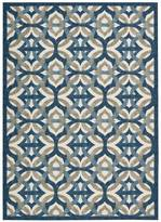 Nourison Waverly Sun & Shade Tipton Celestial Indoor/Outdoor Rug