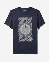 Express Compass Graphic Tee