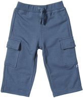 Kickee Pants Cargo Sweatpants (Baby) - Twilight-3-6 Months