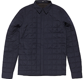 Denham Airquilt Shirt Jacket, Dark Navy