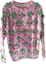 Mary Katrantzou Pink Cotton Knitwear for Women
