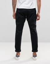 Ymc Washed Slim Fit Trousers