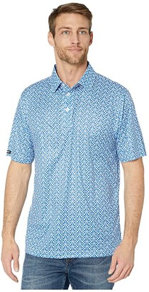 Straight Down Northshore Polo (Victory) Men's Clothing