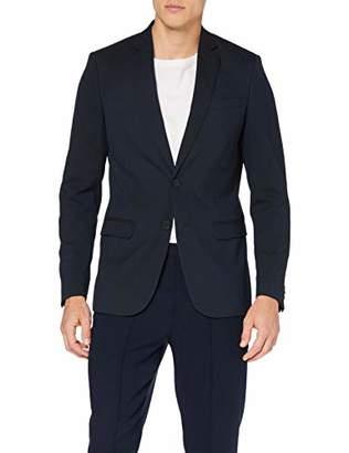New Look Men's Skinny Suit Jacket,(Size:J)