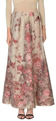Alberta Ferretti Long skirt