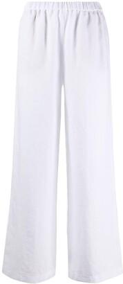 Aspesi elasticated waist palazzo pants