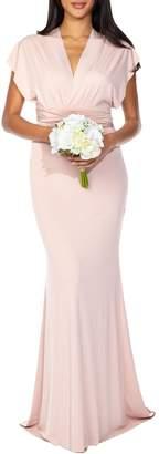 TFNC Multi-Way Sheath Gown
