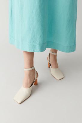 Cos Squared Sling-Back Heels