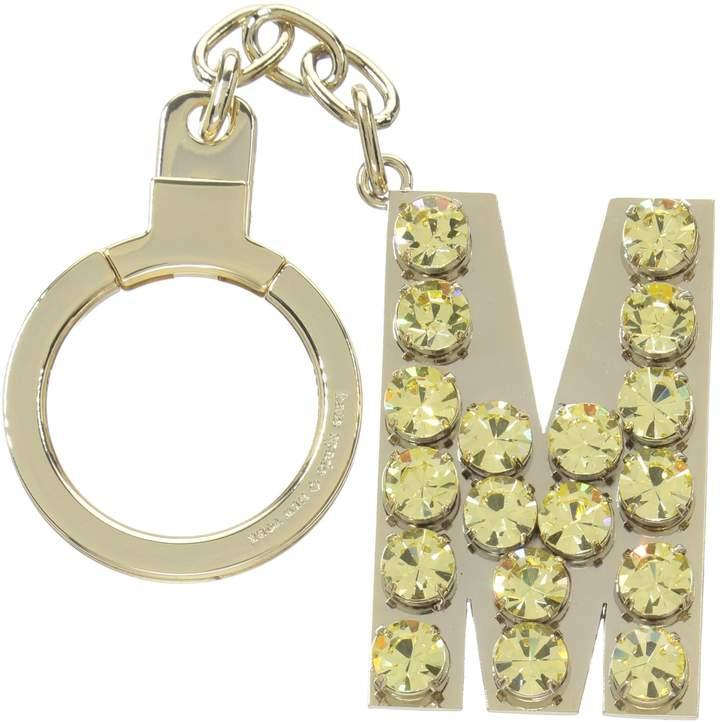 Kate Spade Key Fobs Jeweled M Initial