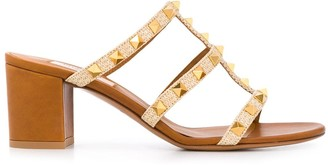 Valentino Rockstud 60mm sandals