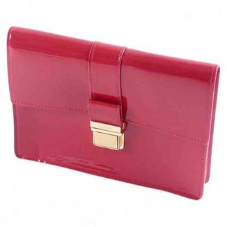 Miu Miu Red Patent leather Clutch bags