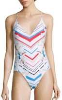 6 Shore Road by Pooja Seabrook One-Piece Swimsuit