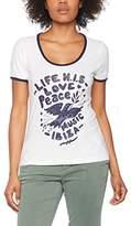 H.I.S Women's T-Shirt,L