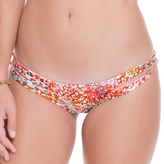 Luli Fama Reversible Zig-Zag Open Side Moderate Bottom In Multicolor (L524551)