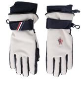 Moncler Black-cream Woman Ski Gloves