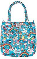 Ju-Ju-Be x tokidoki for Hello Sanrio Rainbow Dreams Be Light Diaper Tote