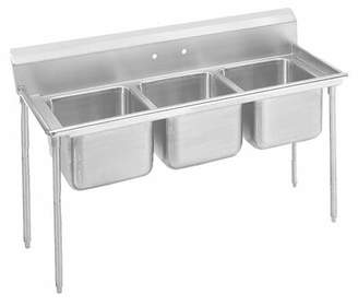 """Advance Tabco 900 Series 74"""" x 35"""" Free Standing Service Sink Advance Tabco"""