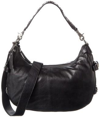 Frye Sindy Leather Hobo Bag