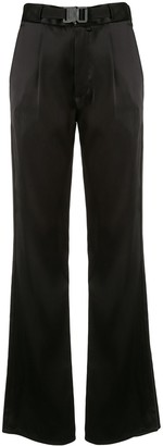 Alyx satin finish suit trousers
