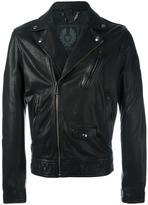 Belstaff zip up biker jacket