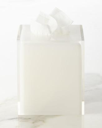 Jonathan Adler White Hollywood Tissue Box Cover