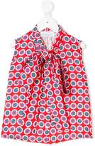 Señorita Lemoniez New Port Bow blouse