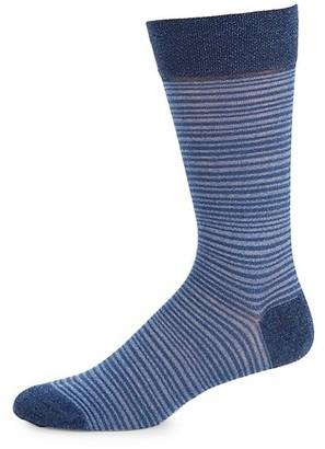 Marcoliani Milano Multi-Stripe Socks